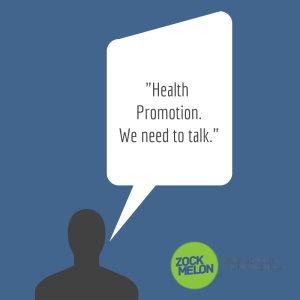 Professional communication in health promotion