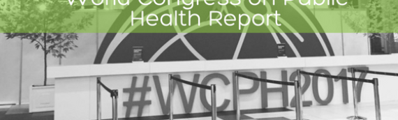 Report from World Congress on Public Health 2017