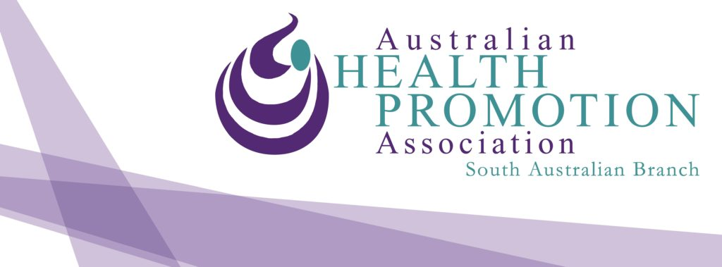 Australian Health Promotion Association SA Branch logo