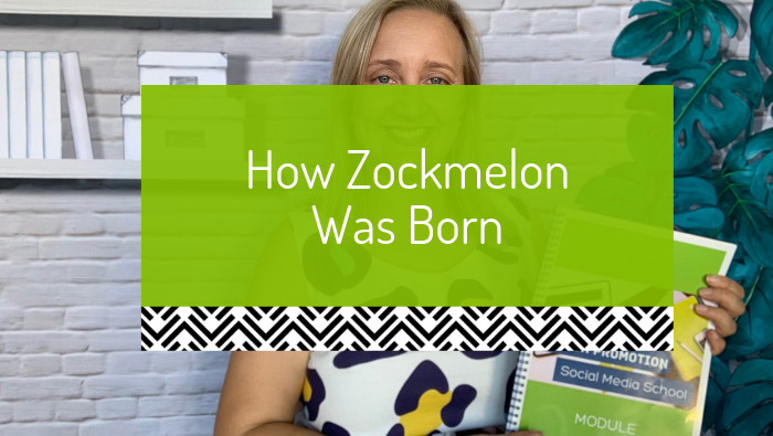 How Zockmelon was born
